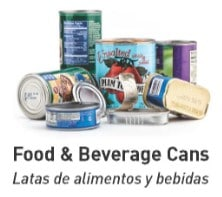 Recycle Food & Beverage Cans
