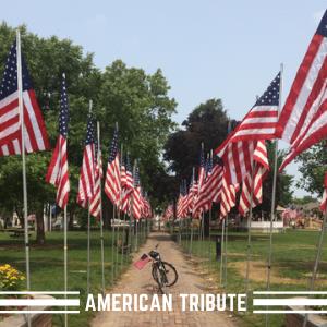 American Flags Macomb IL