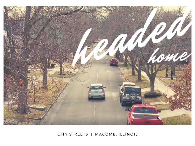 City of Macomb city streets