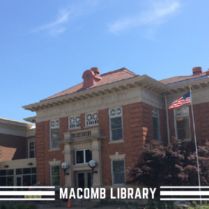 Macomb IL Library